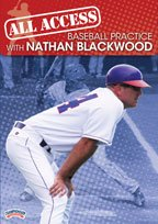 Nathan Blackwood: All Access Baseball Practice (DVD) by Championship Productions