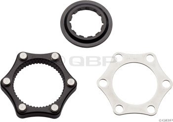 Buy Low Price Problem Solvers Centerlock Adaptor for 6-bolt Rotors with Lockring (ADP-SH2)
