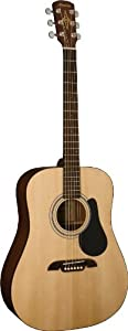 Alvarez RD110 Regent Series Dreadnought Acoustic Guitar