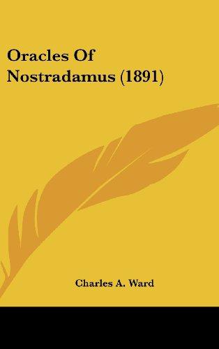 Oracles of Nostradamus (1891)