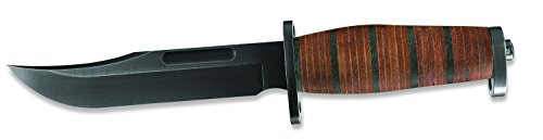 Buck Knives 0119BRS Brahma Fixed Blade Knife with MOLLE Compatible Sheath