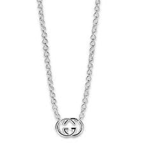 Collana Gucci G'S YBB190489001 Argento