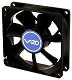 VIZO オイルフィルム+磁気浮遊式ベアリング採用温度センサー可変FAN  FREEZER 12CM FZ12025