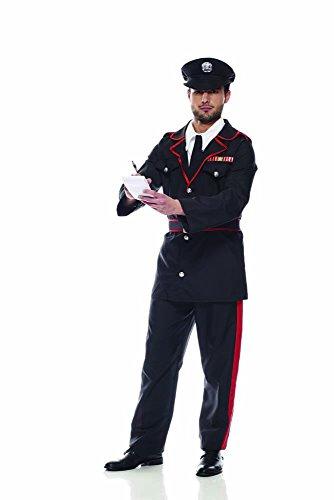 Rubie's IT30504-M - Carabiniere Costume, Adulto, Taglia M