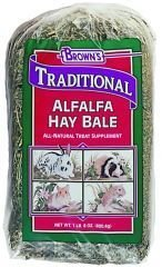Alfalfa Hay Bale