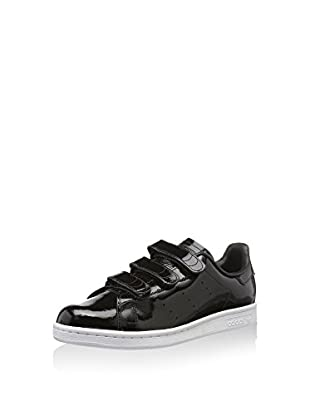 adidas Zapatillas Stan Smith CF (Negro)