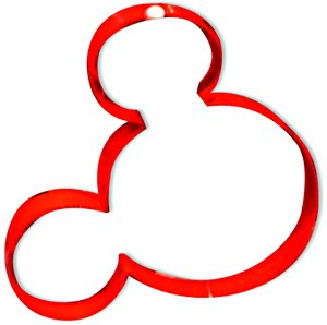 Mickey Mouse Icon Cookie Cutter (Walt Disney World Exclusive)