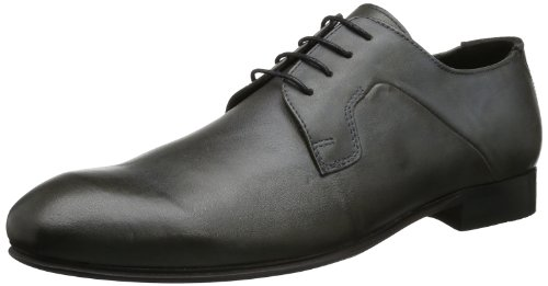 Hudson Mens Lamond Lace-Ups Gray Grau (Grey) Size: 43