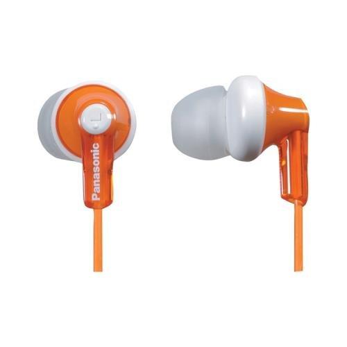 Panasonic Rp-Hje120-D Hje120 Earbuds (Orange) наушники затычки panasonic rp hje118gug зеленый