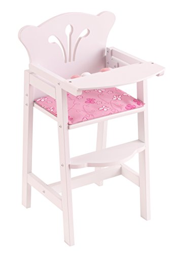Learn More About KidKraft Lil' Doll High Chair