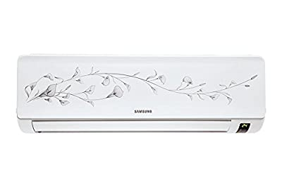 Samsung AR12JC5HATP Split AC (1 Ton, White)
