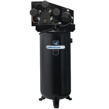 Buy Industrial Air ILA4546065 60-Gallon Hi-Flo Single Stage Cast Iron Three Cylinder Air Compressor