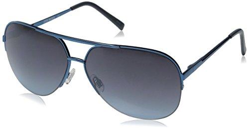 Steve Madden Womens S5649 Aviator Sunglasses