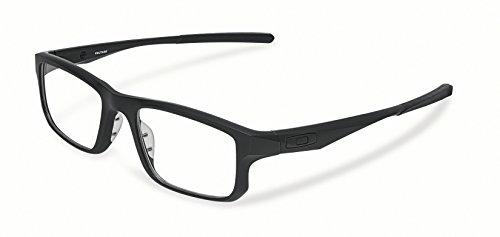 Oakley Voltage OX8049-0153 Eyeglasses Satin Black 53 (Oakley Frame Glasses compare prices)