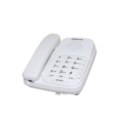 Southern Telecom Em2246Hs Speakerphone With Headset White