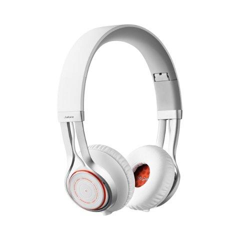 Jabra Revo Wireless Casque Bluetooth avec Microphone Blanc - version française
