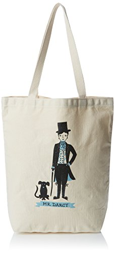Mr. Darcy: BabyLit® Totes