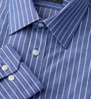 Dri-Guard™ Pure Cotton Bold Striped Shirt