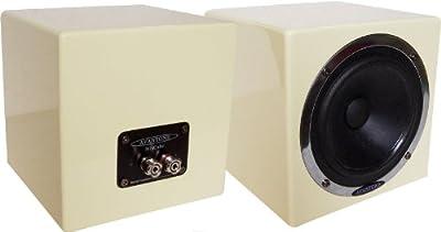 Avantone Audio MixCubes Full Range Mini Reference Monitors - Pair by Avantone Audio