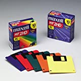 Maxell 3.5 1.44 MB Floppy Disk