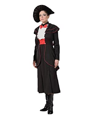 Women's Black Mary Poppins Spoon Full of Sugar Theater Costume