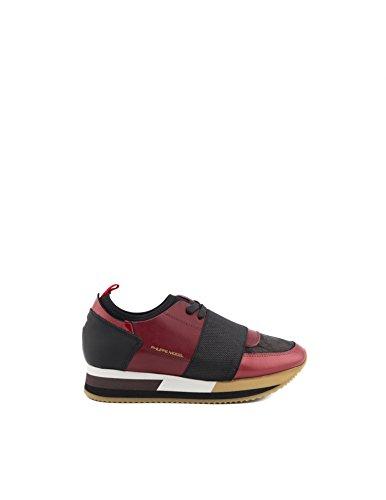 Sneakers bassa Pretty bordeaux con elastico - 40