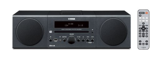 Yamaha Mcr-B142Dg Desktop Audio Bluetooth System (Dark Gray)
