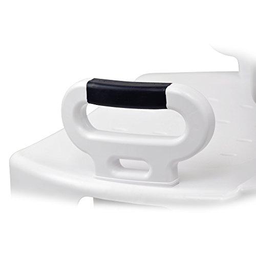 Adult Bath Safety Chair Bathroom Tub Bathing Support