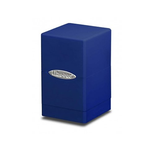 ultra-pro-blue-satin-tower-deck-box