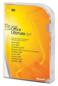 Microsoft Office Ultimate 2007  French (vf) [DVD]