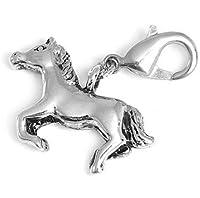 Charms Anhänger für Bettelarmband Pferd von Charms4you
