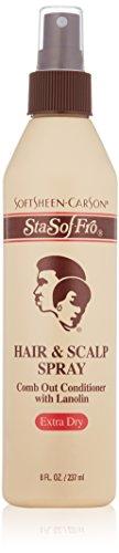 Sta-Sof-Fro Hair & Scalp Spray 8oz X-Dry