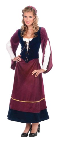 Forum Medieval Wench Deluxe Costume