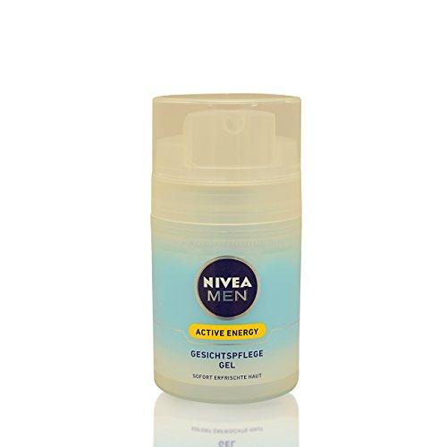 nivea-lot-de-5-active-energy-visage-pour-sabots-for-men-5-x-50-ml