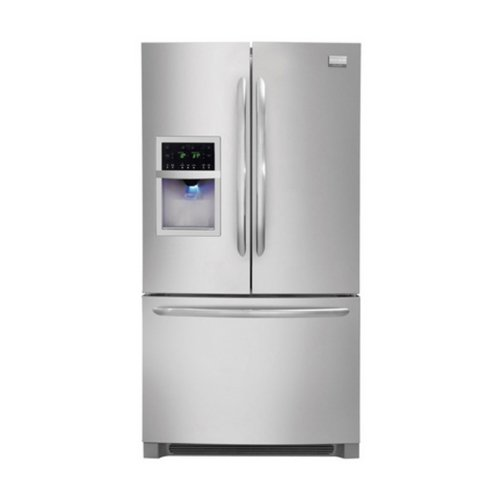 Frigidaire FGHB2869LF Gallery 27.8 Cu. Ft. French Door Refrigerator - Stainless Steel