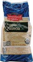 Arrowhead Mills Organic Quinoa -- 14 oz
