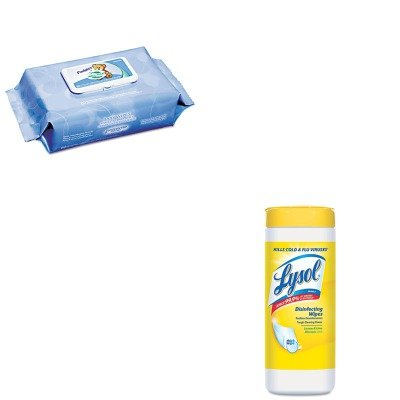 Nice And Clean Baby Wipes front-363925