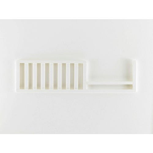 Classic Mayfair Guardrail White front-320159