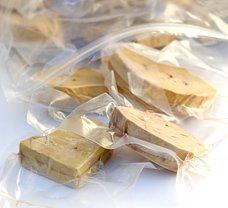 Flash Frozen Portioned Foie Gras, raw, Hudson Valley Foie Gras, 16 - 2 oz pieces