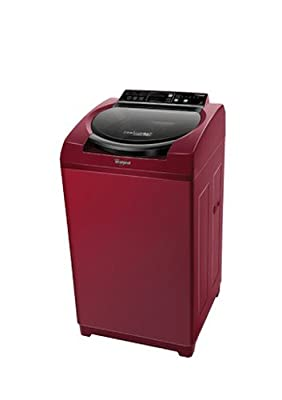 Whirlpool SW Deep Clean 62 Fully-automatic Top-loading Washing Machine (6.2 Kg, Wine)