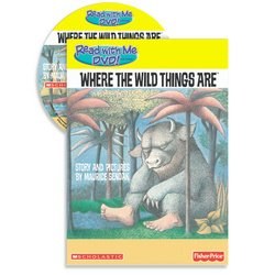 Read With Me DVD- Where The Wild Things Are