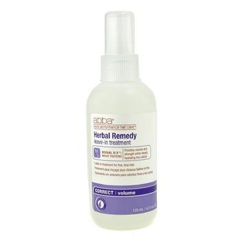 Herbal Remedy Leave-In Treatment Spray ( For Fine Limp Hair ) 125ml/4.3oz