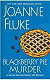 Blackberry Pie Murder (Thorndike Press Large Print Mystery Series)