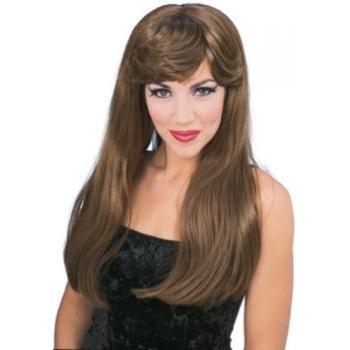 Rubie's Costume Glamour Wig, Auburn, One Size