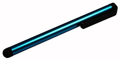 **Premium** BLAU Stylus Universal Clip Touch Pen Iphone 4S 4 3G Ipad 1 2 3 Tablet PC Samsung Note etc. Eingabestift Smartphone Touchscreen Eingabe Geeignet für alle Kapazitiven Touchscreen Handys BLAU von Avcibase