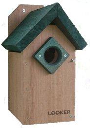 Looker Green Roof Bluebird House