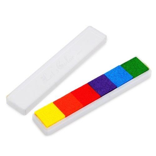 almohadilla-tinta-para-sello-tampon-6-colores-oscuro-para-ninos-no-toxico