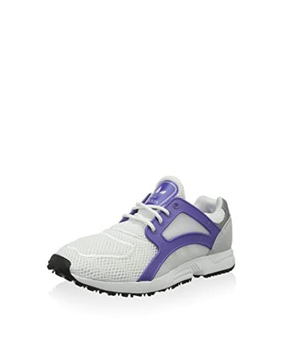 adidas Sneaker Racer Lite weiß/grau/lila