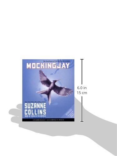 Mockingjay (The Hunger Games, Book 3) - Audio