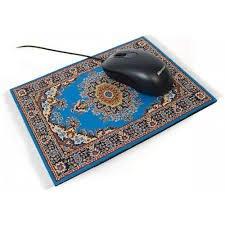 Tappetino tipo persiano per Mouse - Gadget per PC
